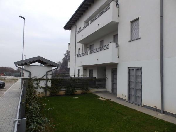 Appartamento in vendita a Giussano, Centrale, 82 mq - Foto 19