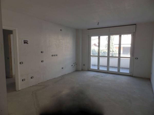 Appartamento in vendita a Giussano, Centrale, 82 mq - Foto 16