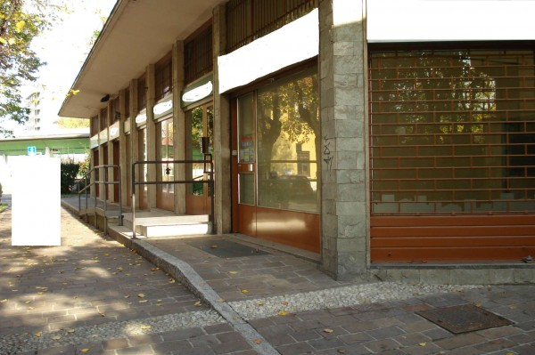 Negozio in affitto a Garbagnate Milanese, Centro Stazione, 210 mq - Foto 5