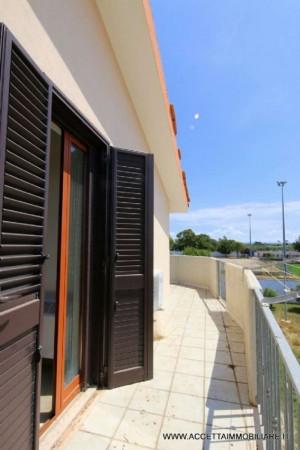 Appartamento in vendita a Monteiasi, Residenziale, Con giardino, 73 mq - Foto 4