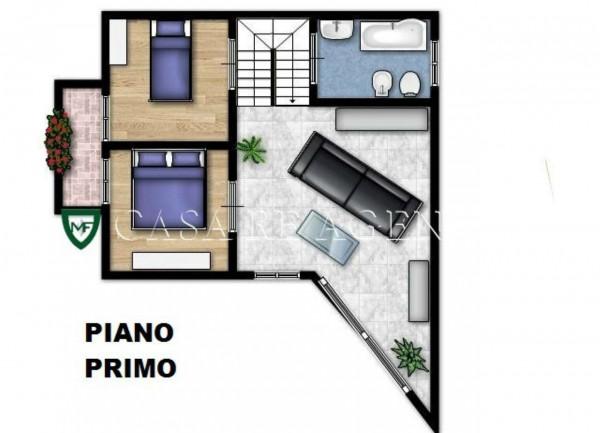 Villa in vendita a Malnate, Con giardino, 279 mq - Foto 2