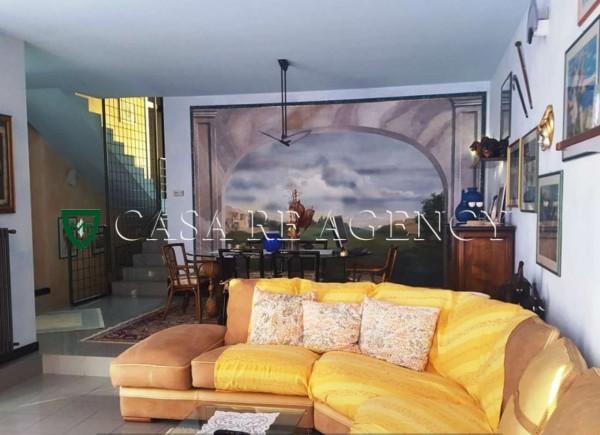 Villa in vendita a Malnate, Con giardino, 279 mq - Foto 23