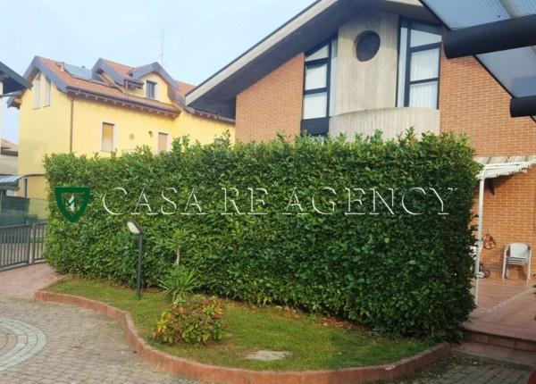 Villa in vendita a Malnate, Con giardino, 279 mq - Foto 10