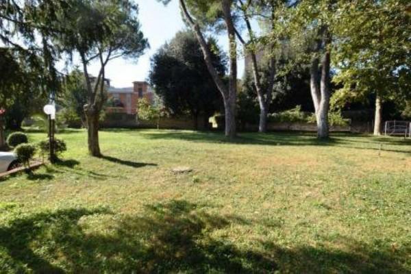 Appartamento in vendita a Roma, Tomba Di Nerone, Con giardino, 156 mq - Foto 3