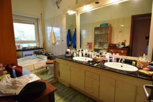 Appartamento in vendita a Roma, Tomba Di Nerone, Con giardino, 156 mq - Foto 5