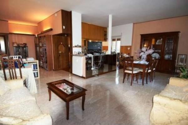Appartamento in vendita a Roma, Tomba Di Nerone, Con giardino, 156 mq - Foto 15