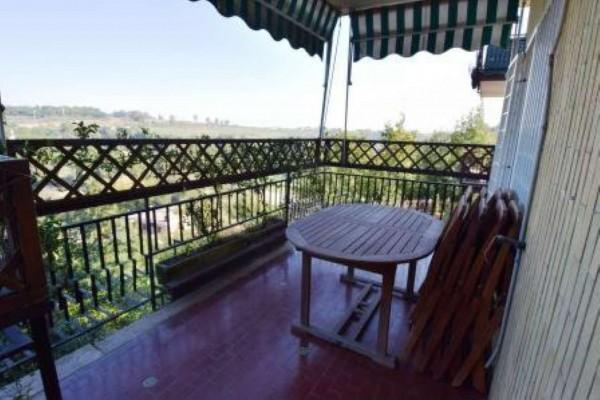 Appartamento in vendita a Roma, Tomba Di Nerone, Con giardino, 156 mq - Foto 12
