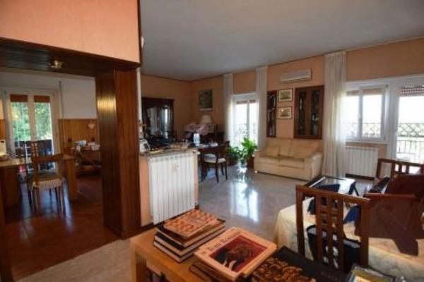 Appartamento in vendita a Roma, Tomba Di Nerone, Con giardino, 156 mq - Foto 16