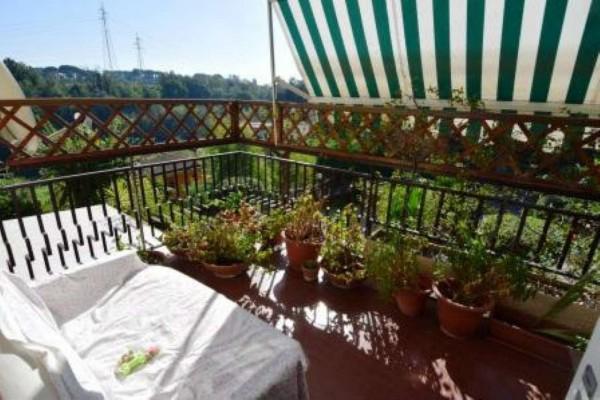 Appartamento in vendita a Roma, Tomba Di Nerone, Con giardino, 156 mq - Foto 11
