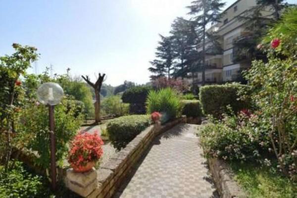 Appartamento in vendita a Roma, Tomba Di Nerone, Con giardino, 156 mq - Foto 1