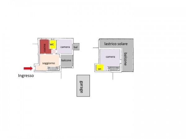 Appartamento in vendita a Cesenatico, Villamarina, 108 mq - Foto 2