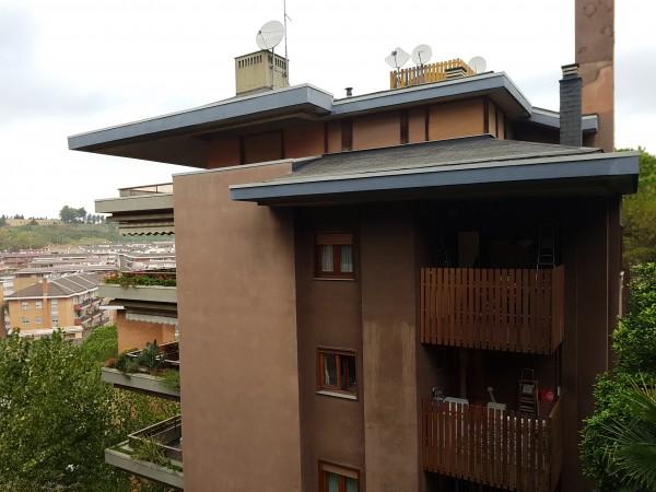 Appartamento in vendita a Roma, Roma-gregorio Vii Baldo Degli Ubaldi, Roma, 28 mq - Foto 3
