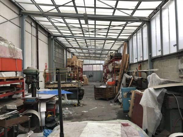 Capannone in vendita a Avigliana, Con giardino, 1100 mq - Foto 6