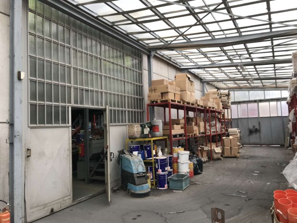 Capannone in vendita a Avigliana, Con giardino, 1100 mq - Foto 4