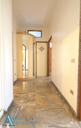 Appartamento in vendita a Taranto, Residenziale, Con giardino, 137 mq - Foto 14