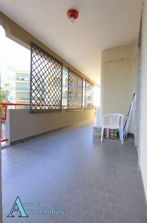 Appartamento in vendita a Taranto, Residenziale, Con giardino, 137 mq - Foto 16