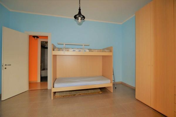 Appartamento in vendita a Torino, Mirafiori Sud, Con giardino, 120 mq - Foto 10