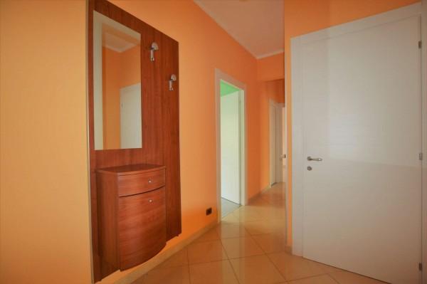 Appartamento in vendita a Torino, Mirafiori Sud, Con giardino, 120 mq - Foto 14