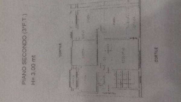 Appartamento in vendita a Torino, Mirafiori Sud, Con giardino, 120 mq - Foto 2