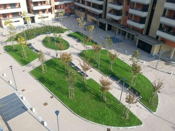 Appartamento in vendita a Milano, Con giardino, 103 mq - Foto 14
