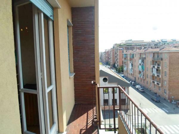 Appartamento in vendita a Torino, Corso Giulio Cesare, Con giardino, 85 mq - Foto 7