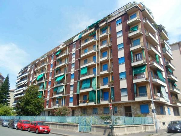 Appartamento in vendita a Torino, Corso Giulio Cesare, Con giardino, 85 mq - Foto 3