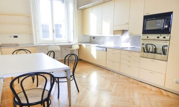 Appartamento in affitto a Milano, Castello Sforzesco, 240 mq - Foto 8
