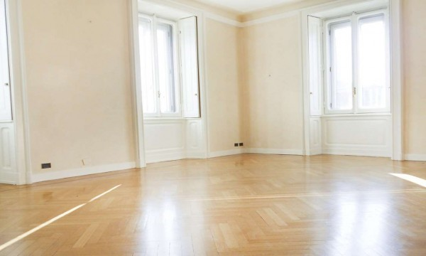 Appartamento in affitto a Milano, Castello Sforzesco, 240 mq