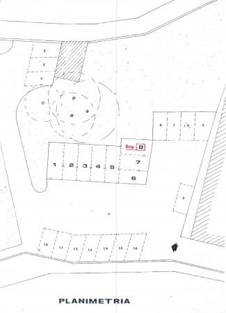 Appartamento in vendita a Baveno, Arredato, con giardino, 50 mq - Foto 3