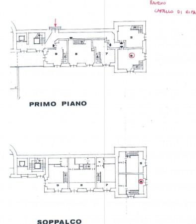 Appartamento in vendita a Baveno, Arredato, con giardino, 50 mq - Foto 2