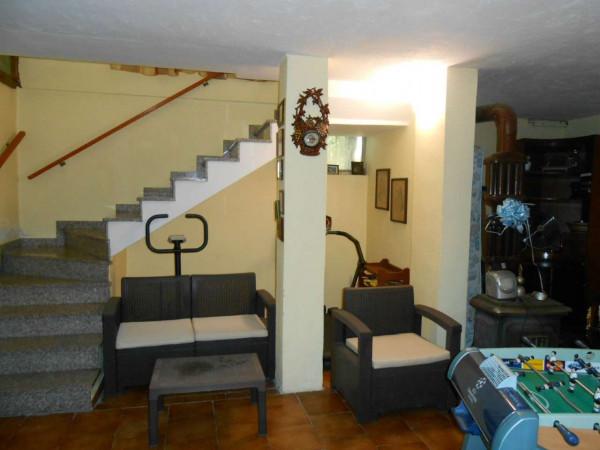 Villa in vendita a Pandino, Residenziale, Con giardino, 350 mq - Foto 82