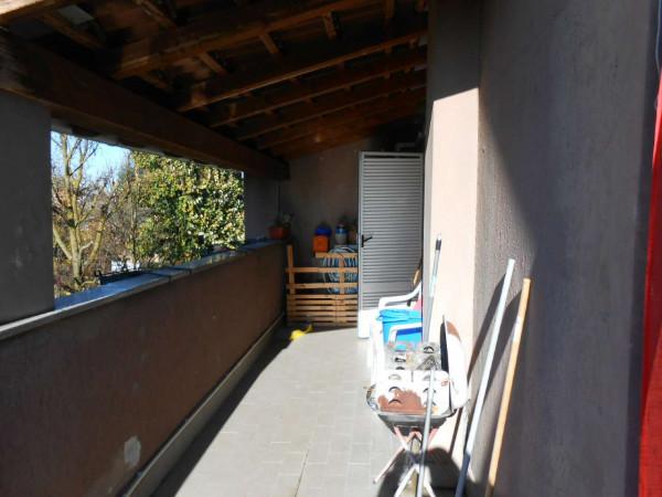 Villa in vendita a Pandino, Residenziale, Con giardino, 350 mq - Foto 46