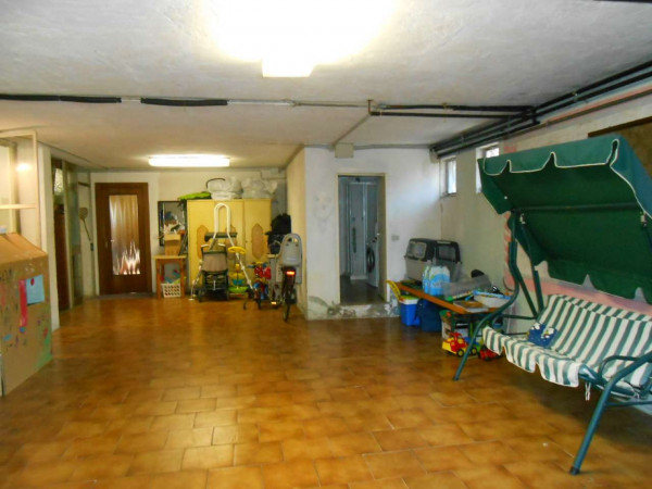 Villa in vendita a Pandino, Residenziale, Con giardino, 350 mq - Foto 72