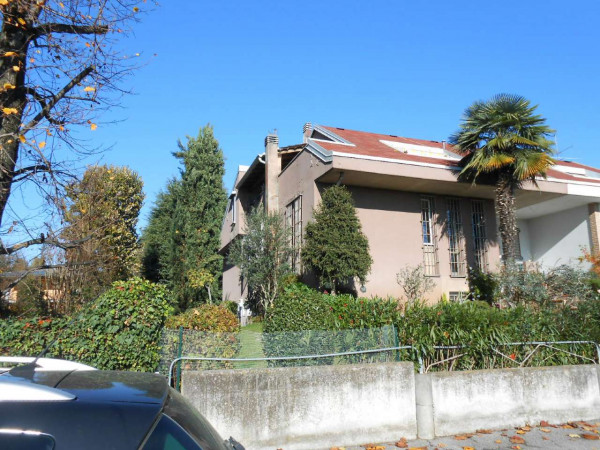 Villa in vendita a Pandino, Residenziale, Con giardino, 350 mq - Foto 3
