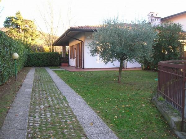Villa in vendita a Botticino, Con giardino, 200 mq - Foto 11