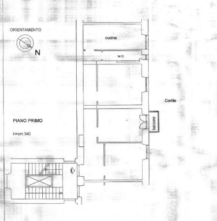 Appartamento in vendita a Roma, Termini, Con giardino, 93 mq - Foto 2