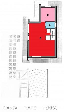 Villa in vendita a Sutri, Con giardino, 180 mq - Foto 4