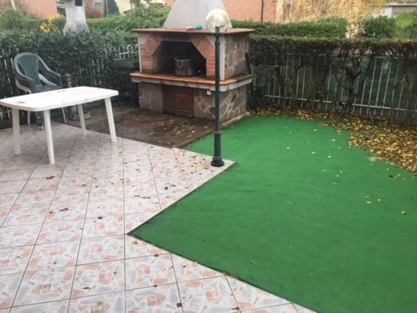 Villetta a schiera in vendita a Alessandria, Cristo, Con giardino, 120 mq - Foto 3