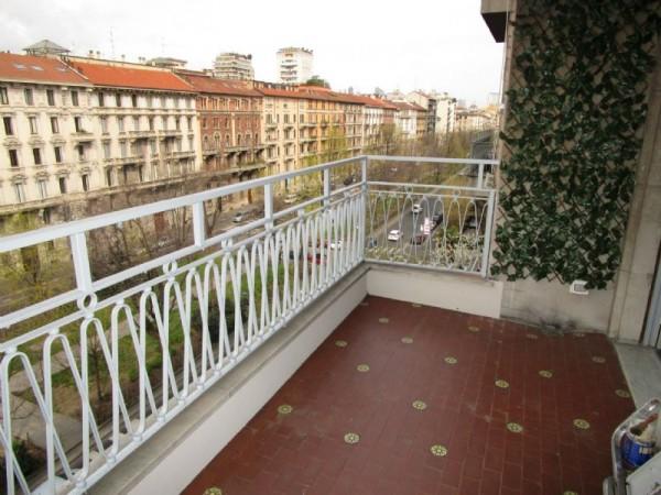 Appartamento in affitto a Milano, Corridoni, 160 mq - Foto 35