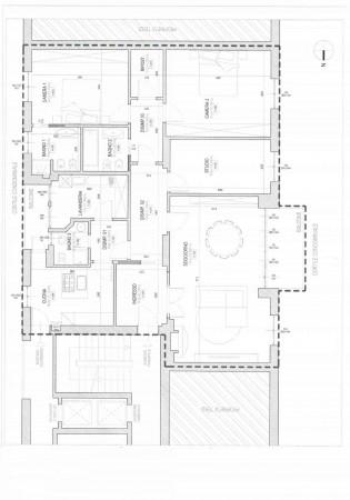 Appartamento in affitto a Milano, Corridoni, 160 mq - Foto 2