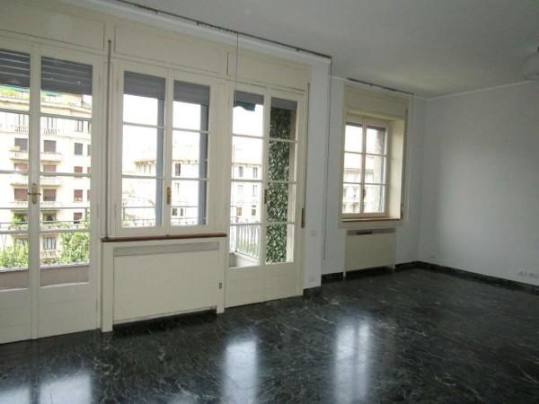 Appartamento in affitto a Milano, Corridoni, 160 mq