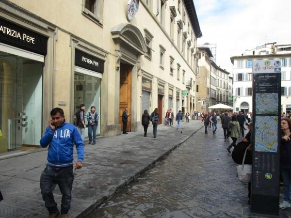 Locale Commerciale  in affitto a Firenze, Arredato, 55 mq - Foto 12
