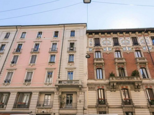 Appartamento in vendita a Milano, Saffi, 135 mq