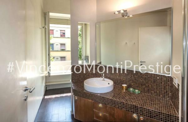 Appartamento in vendita a Milano, Domenichino / Mosè Bianchi, 215 mq - Foto 12