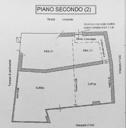 Casa indipendente in vendita a Oulx, Residenziale, Con giardino, 400 mq - Foto 2