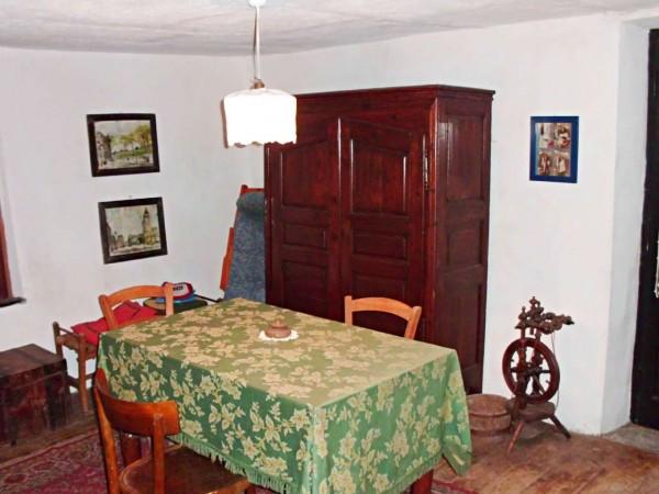Casa indipendente in vendita a Oulx, Residenziale, Con giardino, 400 mq - Foto 13
