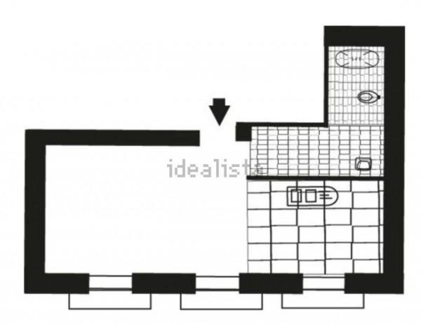 Appartamento in vendita a Milano, Navigli Darsena Bocconi, Arredato, 42 mq - Foto 4