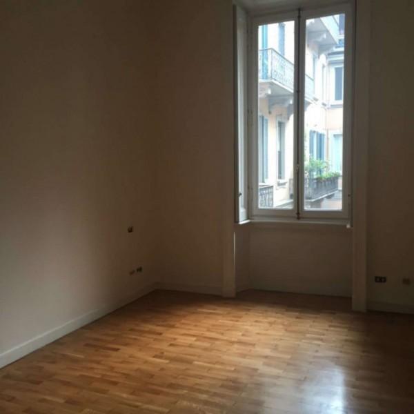Appartamento in affitto a Milano, Palestro, Con giardino, 260 mq - Foto 16