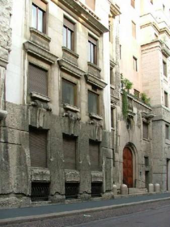 Appartamento in affitto a Milano, Palestro, Con giardino, 260 mq