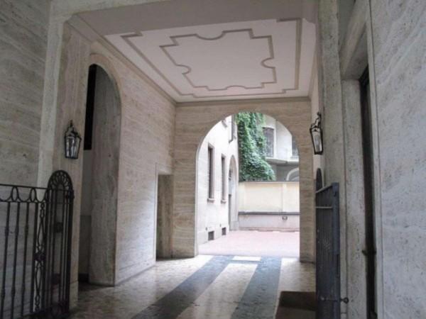 Appartamento in affitto a Milano, Palestro, Con giardino, 260 mq - Foto 5